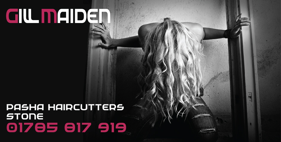 Stone Hair Salon - Gill Maiden Hairdressers Staffordshire - Hair Styling Stoke On Trent